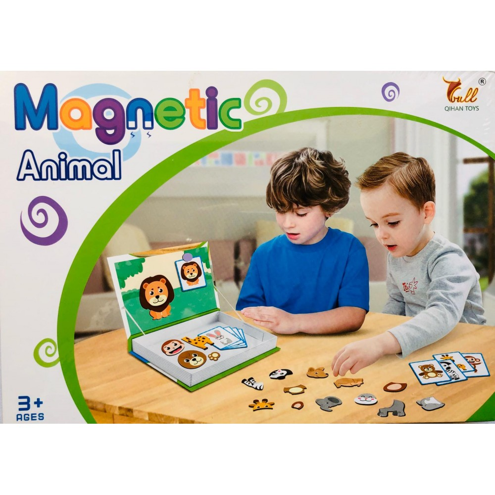 Carte Magnetica Animale